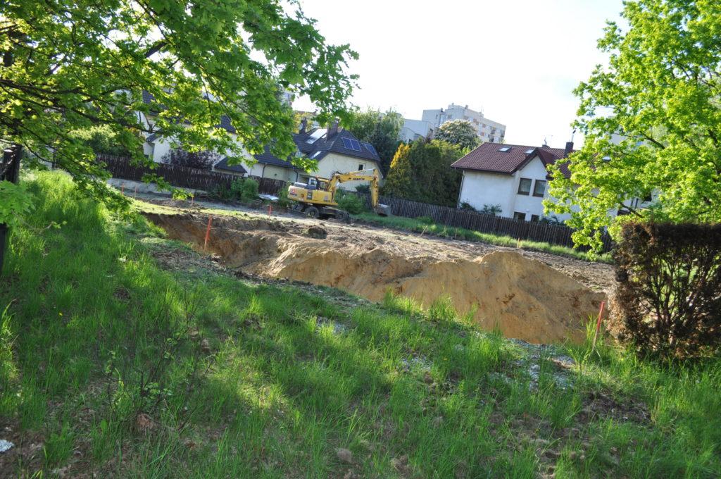Słodowiec Park rozpoczęcie budowy